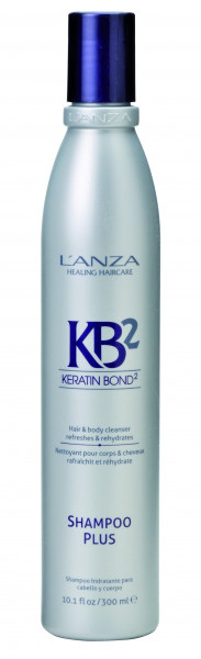 LANZA KB² Shampoo Plus, 300ml
