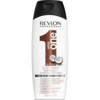 REVLON UniqOne Coconut Conditioning Shampoo, 300ml