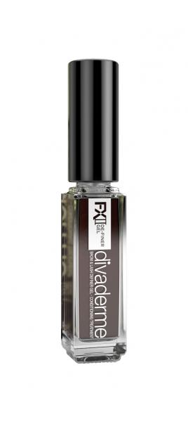 DIVADERME FX II DE-FINER GEL dunkelbraun, 9 ml