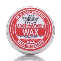 Dr. K Moustache Wax, 15g