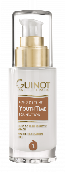 GUINOT Youth Time Foundation Nr. 3, 30ml
