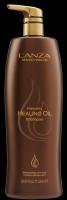 LANZA Keratin Healing Oil Shampoo, 1000ml