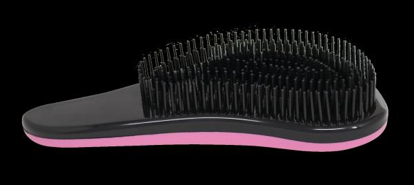 PROFILINE Scalpbrush Schwarz-Pink