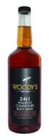 Vorschau: WOODY´S 3-in-1 Shampoo-Conditioner-Body Wash, 946ml