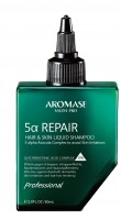 AROMASE 5 alpha Repair Liquid Shampoo, 80ml