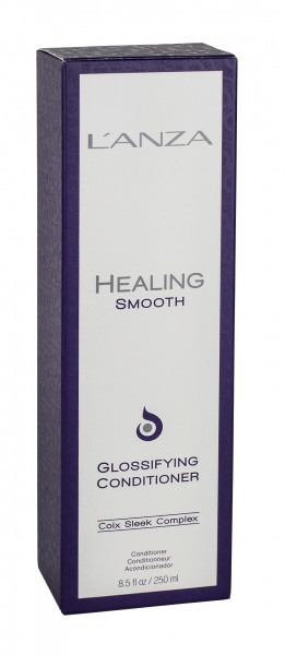 LANZA Healing Smooth Glossifying Conditioner, 250ml