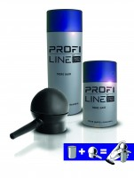 Vorschau: PROFILINE More Hair dark brown, 26g