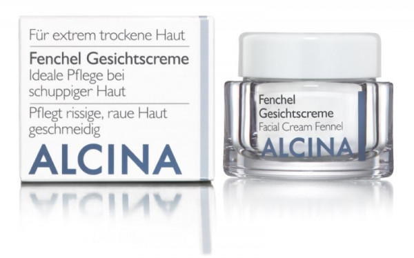 ALCINA Fenchel Gesichtscreme, 50ml