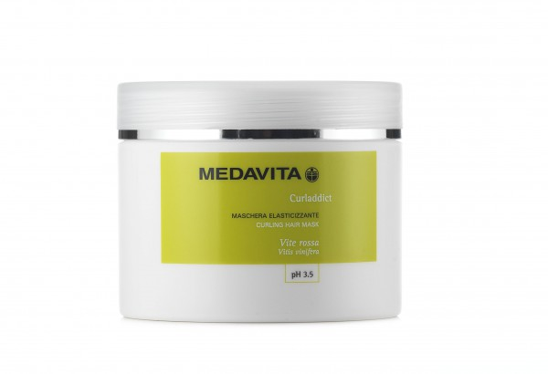 Friseur Produkte24, Medavita Maske versorgt mit Feuchtigkeit Locken