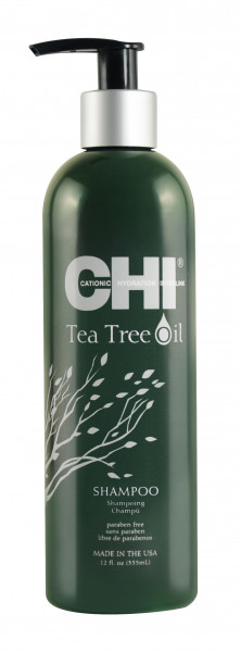 CHI Tea Tree Oil Shampoo, 340 ml