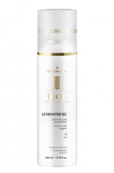 MEDAVITA IDOL Texture Atmosphere Light No Gas Hair Spray, 200ml