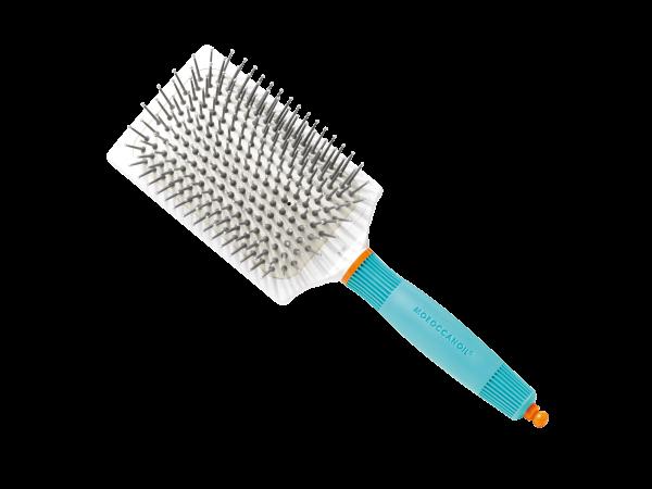 MOROCCANOIL Summer Promotion, 100ml Behandlung Light + Paddle Brush XL
