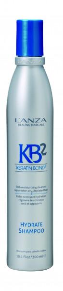 LANZA KB² Hydrate Shampoo, 300ml