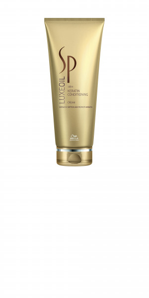 SP LUXEOIL Keratin Conditioning Creme, 200ml