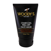 Vorschau: WOODY´S Black Charcoal Peel-Off Black Mask, 118ml