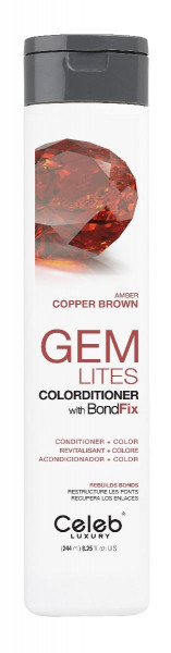 Celeb LUXURY GEM LITES Colorditioner Amber, 244ml