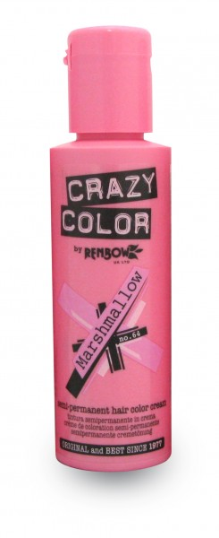 CRAZY COLOR 64 Marshmallow, 100ml