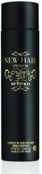 ARTÉGO New Hair System Shampoo, 250ml