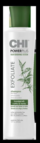 CHI Power Plus Exfoliate Shampoo, 355ml
