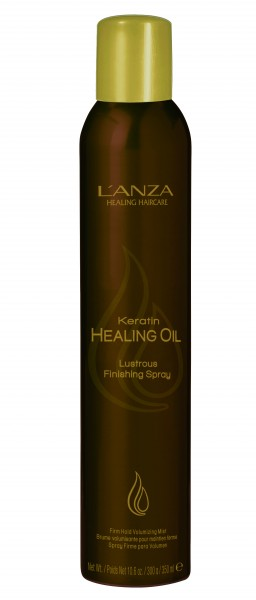LANZA Keratin Healing Oil Lustrous Finishing Spray, 350ml