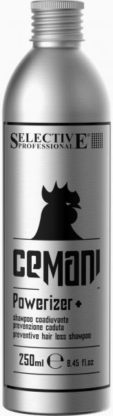 SELECTIVE CEMANI Powerizer Shampoo +, 250ml