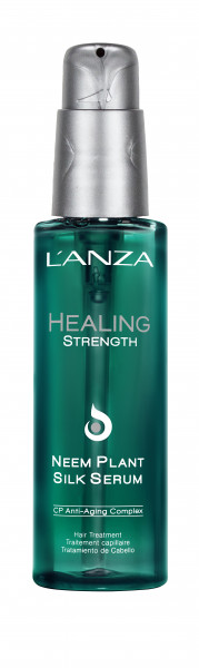 LANZA Healing Strength Neem Plant Silk Serum, 100ml