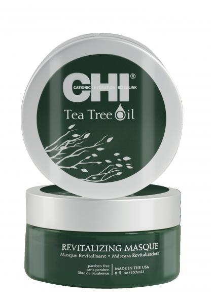 CHI Tea Tree Oil Revitalizing Masque, 237 ml