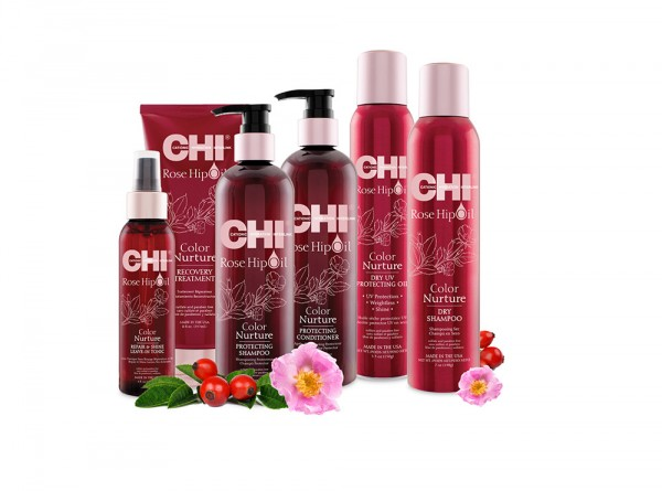 CHI Rose Hip Oil Recovery Treatment Intensivkur, 237ml