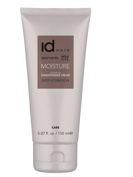 idHAIR Elements Xclusive Moisture Leave-In Conditioning Cream, 150ml