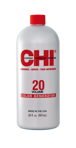 CHI Volume Color Generator, 20Vol., 6%, 296 ml
