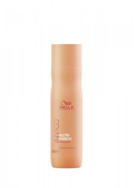 WELLA Invigo Nutri-Enrich Shampoo, 250ml
