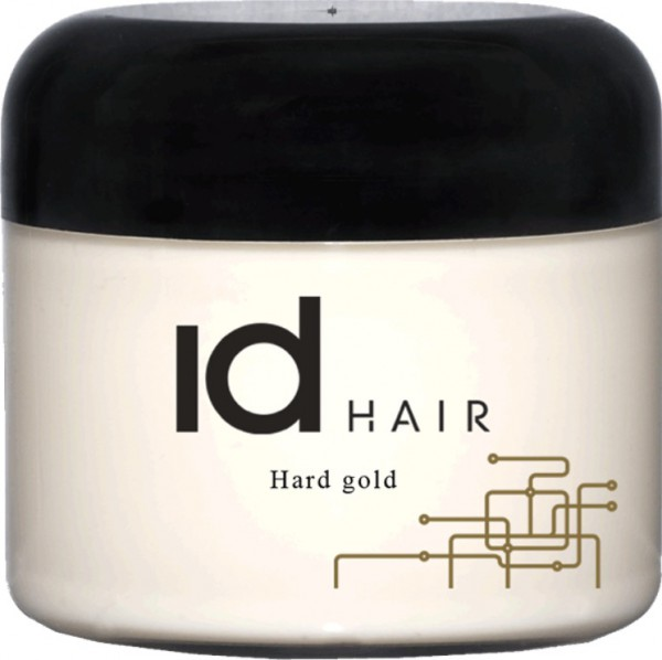 Friseur Produkte24 - IdHair Hard Gold Hold Factor 4