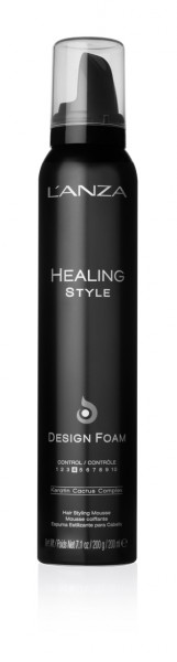 LANZA Healing Style Design Foam, 200ml