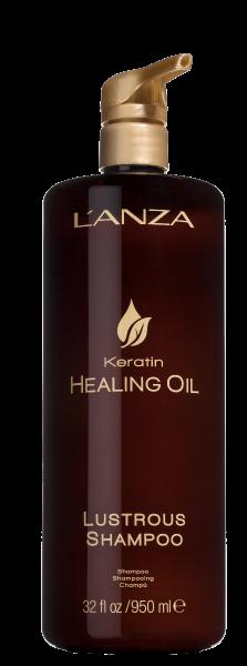 LANZA Keratin Healing Oil Shampoo, 950ml