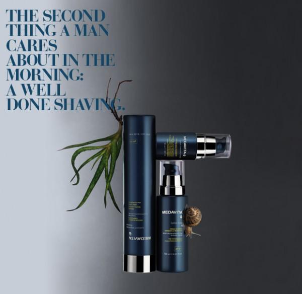 MEDAVITA Lotion Concentrée Homme Pre-Shave Soothing Oil, 50ml