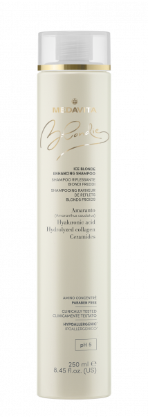 MEDAVITA Blondie ICE Blonde Enhancing Shampoo, 55ml