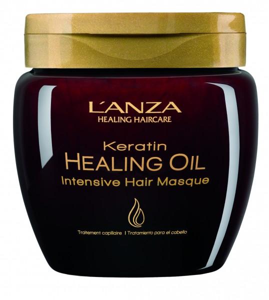 LANZA Keratin Healing Oil Intensive Hair Masque, 210ml