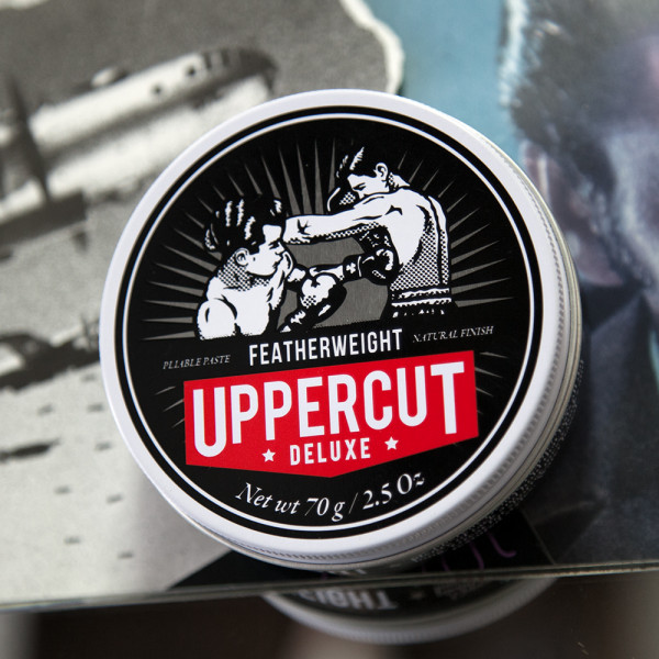 UPPERCUT Deluxe Featherweight Styling Wax, 70g