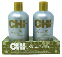 CHI Keratin Gold Treatment Kit, 2 x 355ml