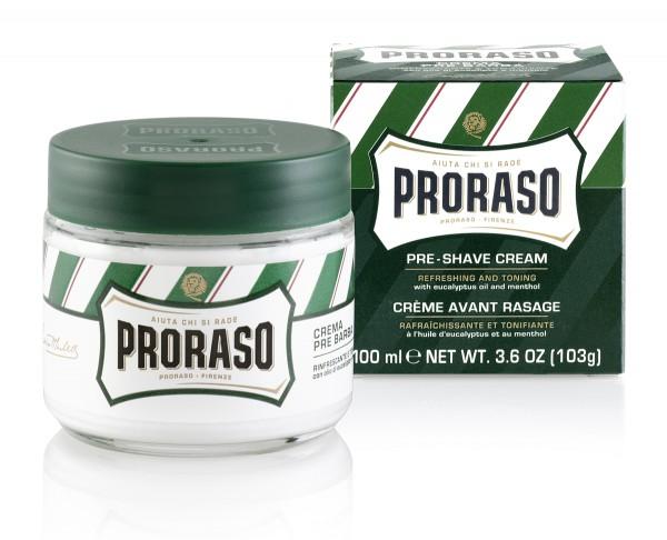 Friseur Produkte24, Proraso PreShave Cream Refresh 100ml