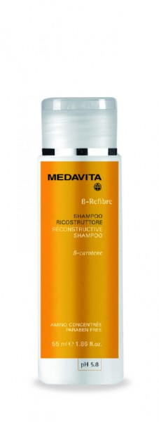 MEDAVITA ß-Refibre Reconstructive Shampoo, 55 ml