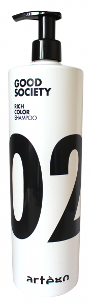 ARTÈGO Good Society Rich Color Shampoo 02, 1L
