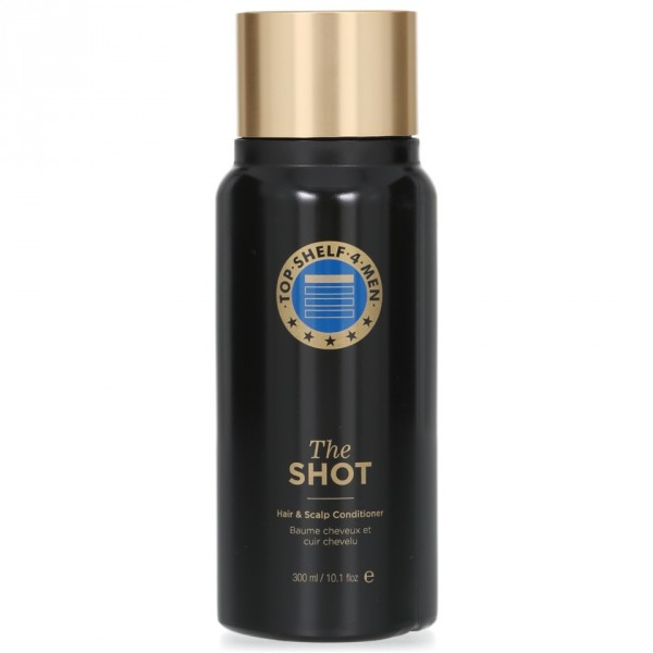 TOP SHELF 4 MEN The Shot Haar-und Kopfhautbehandlung, 300ml