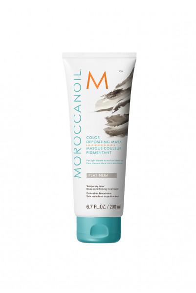MOROCCANOIL Color Deposting Mask Platinum, 200ml