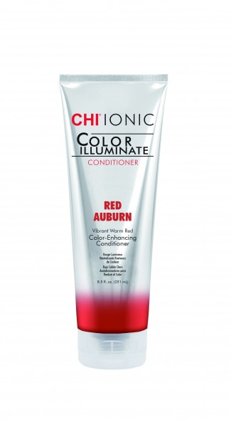 CHI IONIC Color Illuminate Conditioner Red Auburn, 251ml