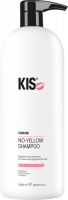 KIS No-Yellow Shampoo, 1L