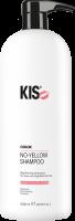 KIS No-Yellow Shampoo, 1L
