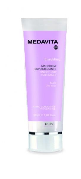 MEDAVITA Lissublime Smoothing Hair Mask, 50 ml