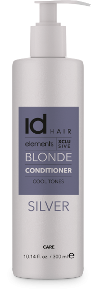 idHAIR Elements Xclusive Blond Silver Conditioner, 1L