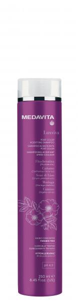 MEDAVITA Luxviva Post Color Acidifying Shampoo, 250ml